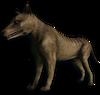 FC3 cutout thylacine
