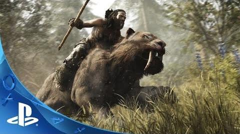 Far Cry Primal Trailer - 101 Trailer PS4