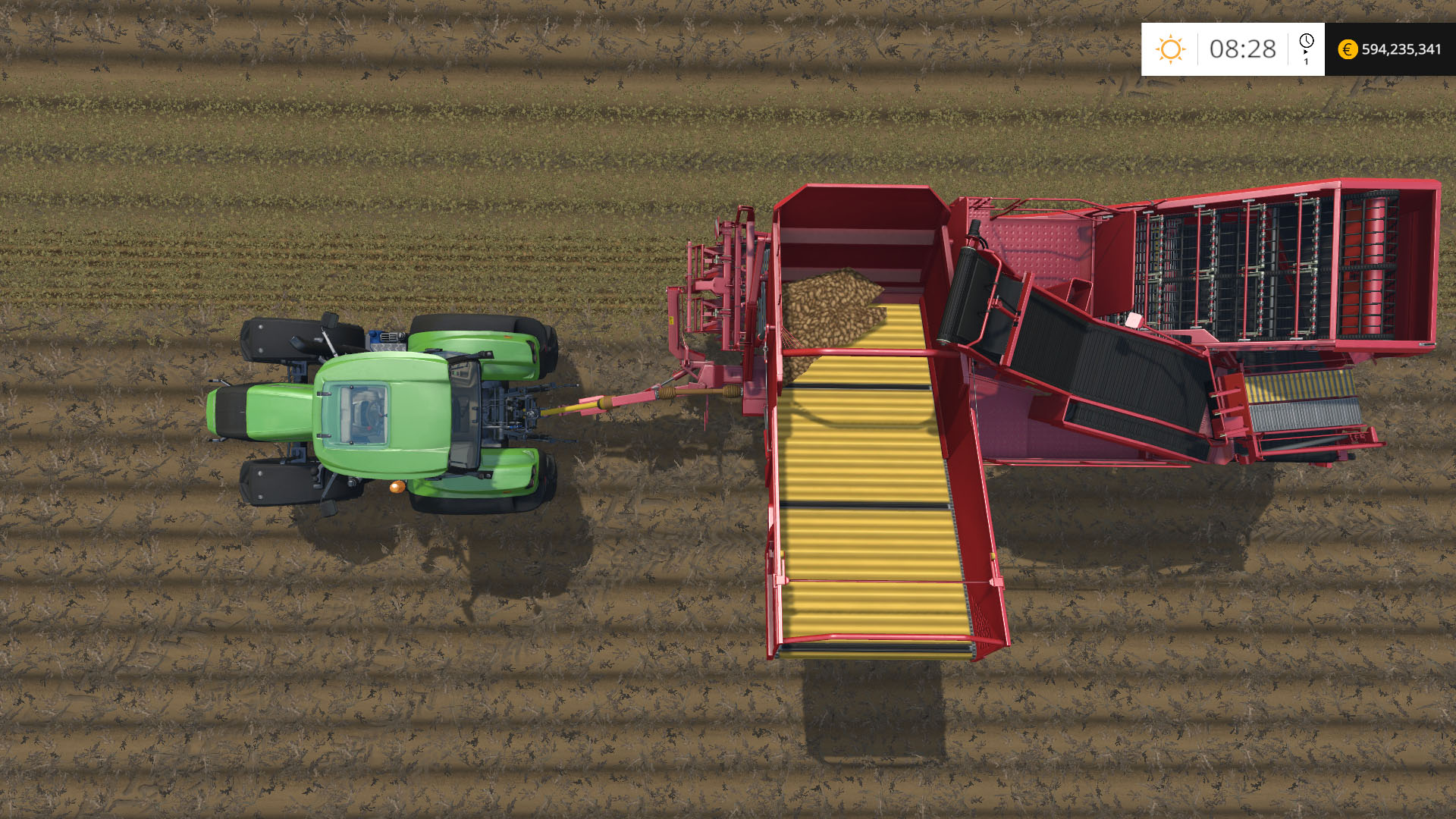 Grimme Se 260 Farming Simulator 15 Farming Simulator