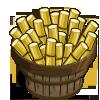 Golden Sugar Cane Bushel-icon