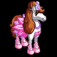 Image ballet horse farmville wiki fandom for Farmville horse