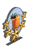 Kangaroo Paw Cocktail 5 Star Mastery Sign-icon