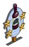 Blackberry Wine 4 Star Mastery Sign-icon
