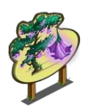 Big Bell Flower Tree Mastery Sign-icon.png
