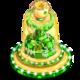 Elves Gold Pot Fountain-icon