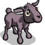 Reddish Gray Lamb-icon
