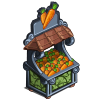 Baby Carrot Stall-icon