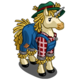 Straw Man Unicorn-icon