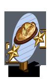 Bush Bread 2 Star Mastery Sign-icon