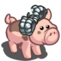 Fabulous Bow Pig-icon