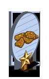 Peanut Brittle 1 Star Mastery Sign-icon