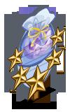 Petal Sachet 5 Star Mastery Sign-icon