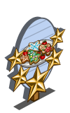 Holiday Cookies 5 Star Mastery Sign-icon