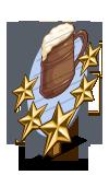 Lionhead Ale 5 Star Mastery Sign-icon