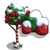 Snowy Gumdrop Tree-icon