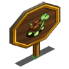 Turtle Mastery Sign-icon