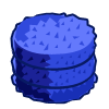 Blue Round Hay-icon.png