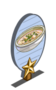 Clam Chowder 1 Star Mastery Sign-icon