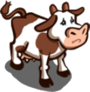 Found Cow