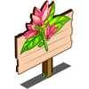 Abroma Flower Mastery Sign-icon