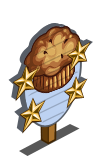 Spicy Muffin 4 Star Mastery Sign-icon