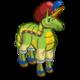 Caterpillar Unicorn-icon
