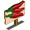 Pepper Mastery Sign-icon