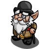 Gentleman Gnome-icon