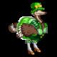 Irish Ballerina Ostrich-icon