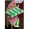 Organic Ballet Queen Flower Stall-icon