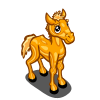 Golden Stallion Foal-icon