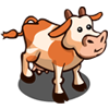 Fan Cow-icon