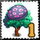 Biker Bandana Tree Stamp-icon
