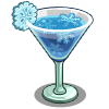 Snowflake Cocktail-icon