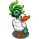 Shamrock Necklace Duck-icon
