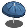 Blue Umbrella II-icon