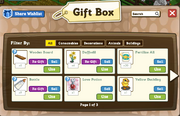New Gift Box Design