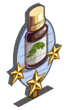 Herbal Elixir 3 Star Mastery Sign-icon