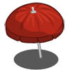 Red Umbrella-icon