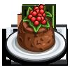 Holiday Pudding-icon