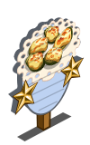 Baked Cucumber 2 Star Mastery Sign-icon