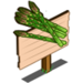 Asparagus Mastery Sign-icon