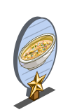 Potato Soup 1 Star Mastery Sign-icon