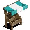 Empty Stall-icon
