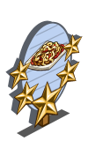 Kutjera Pepper Pasta 5 Star Mastery Sign-icon