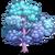 Blue Cloud Tree-icon