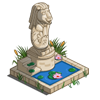 Merlion Fountain-icon