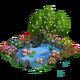 April Flower Pond-icon