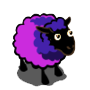 HanPurple Purple Sheep