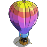 Hot Air Balloon-icon